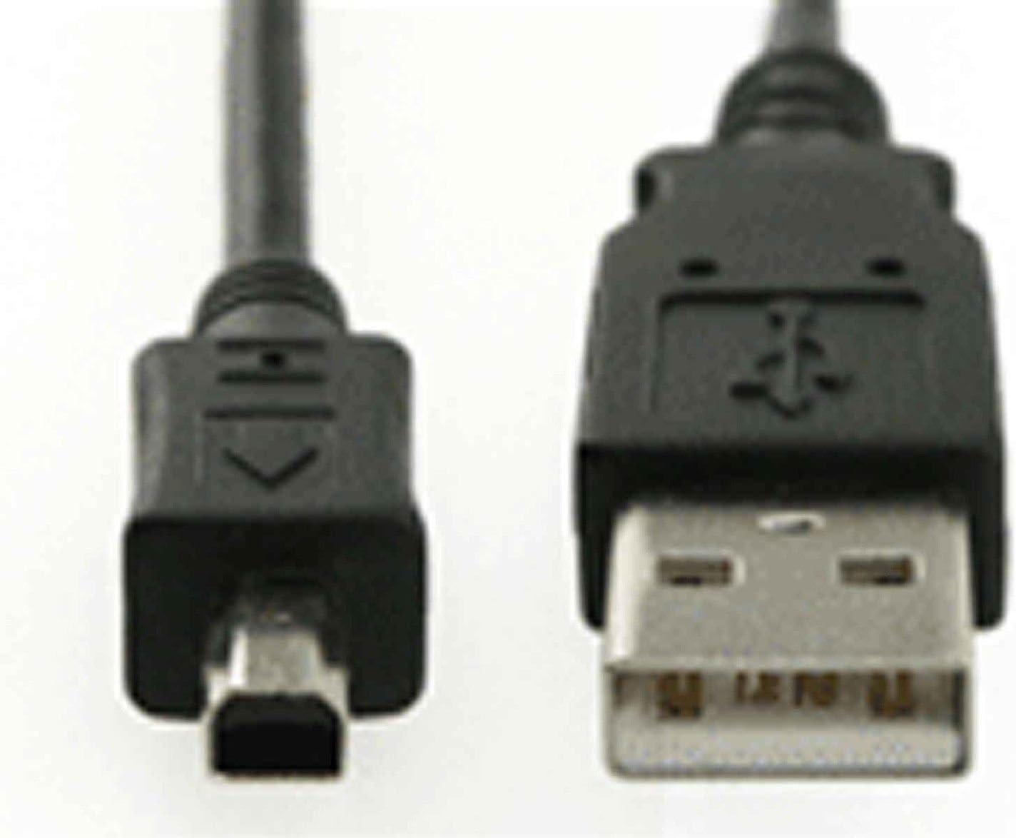 Cable de datos USB cable plomo para Kodak EasyShare DX4900 DX6340 DX6440 DX6490 DX7440