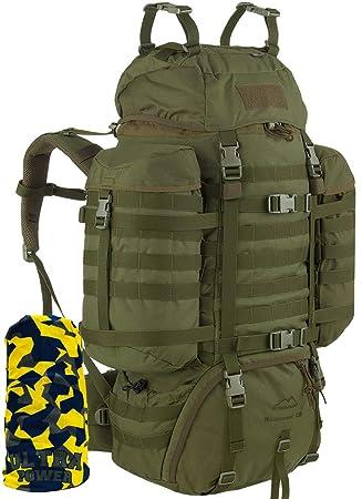 Outdoor Freizeit 16 Wisport Robuster Rucksack Cordura Wandern Milit/är-Survival Camping Sparrow Reise 20 oder 30 Liter