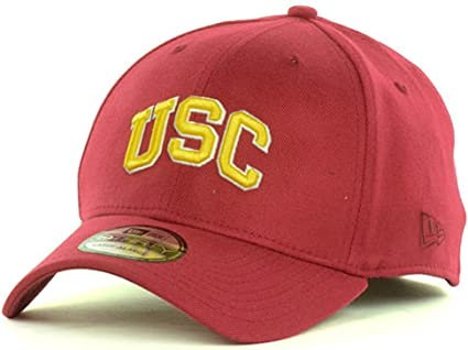 high fashion elegant shoes discount shop Amazon.com : New Era USC Trojans NCAA Red Basic 39THIRTY Cap Hat L ...