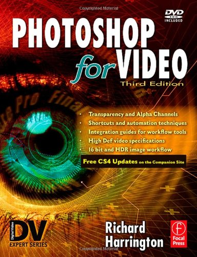 Photoshop for Video (DV Expert Series)