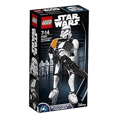 LEGO Star Wars - Stormtrooper Commander: Toys & Games