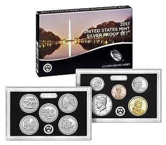 *6 OGP Mint 2018 US Mint Proof Set 10 Coins