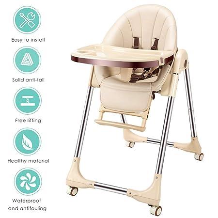 B&H-ERX Sillas de bebé sillas Plegables de múltiples ...