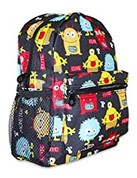 Ever Moda Mini Backpack Collections (Cute Monsters)