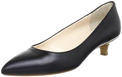 EVITA Pumps Damen, Schwarz, Größe 3434.5   Schuhe high