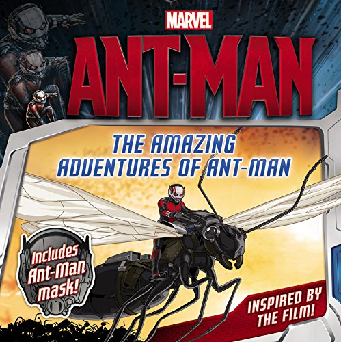 Marvel's Ant-Man: The Amazing Adventures of Ant-Man (Marvel Ant-Man)