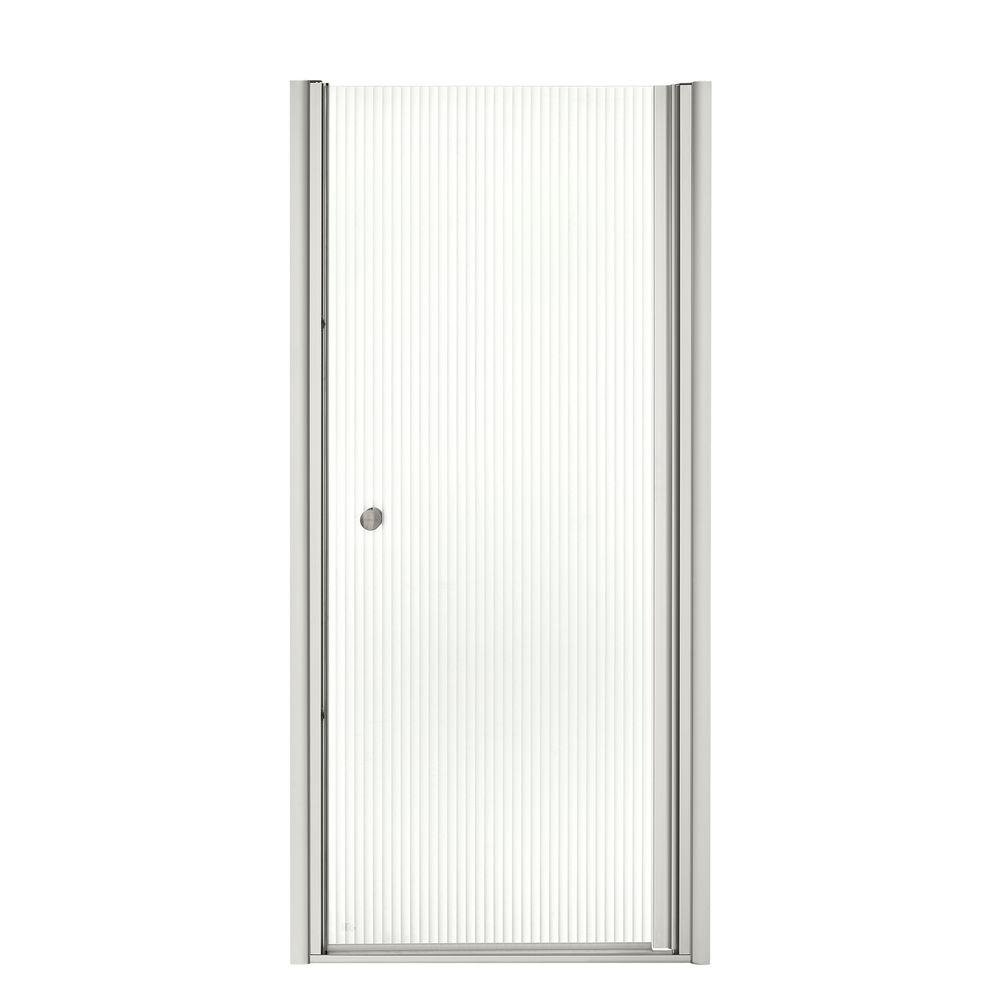 Kohler k 702402 l mx fluence frameless pivot shower door matte kohler k 702402 l mx fluence frameless pivot shower door matte nickel amazon vtopaller Gallery