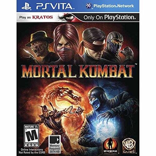 Mortal Kombat psvita