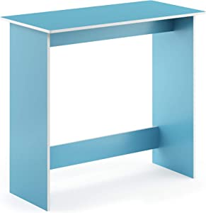 FURINNO Simplistic Study Table, Light Blue