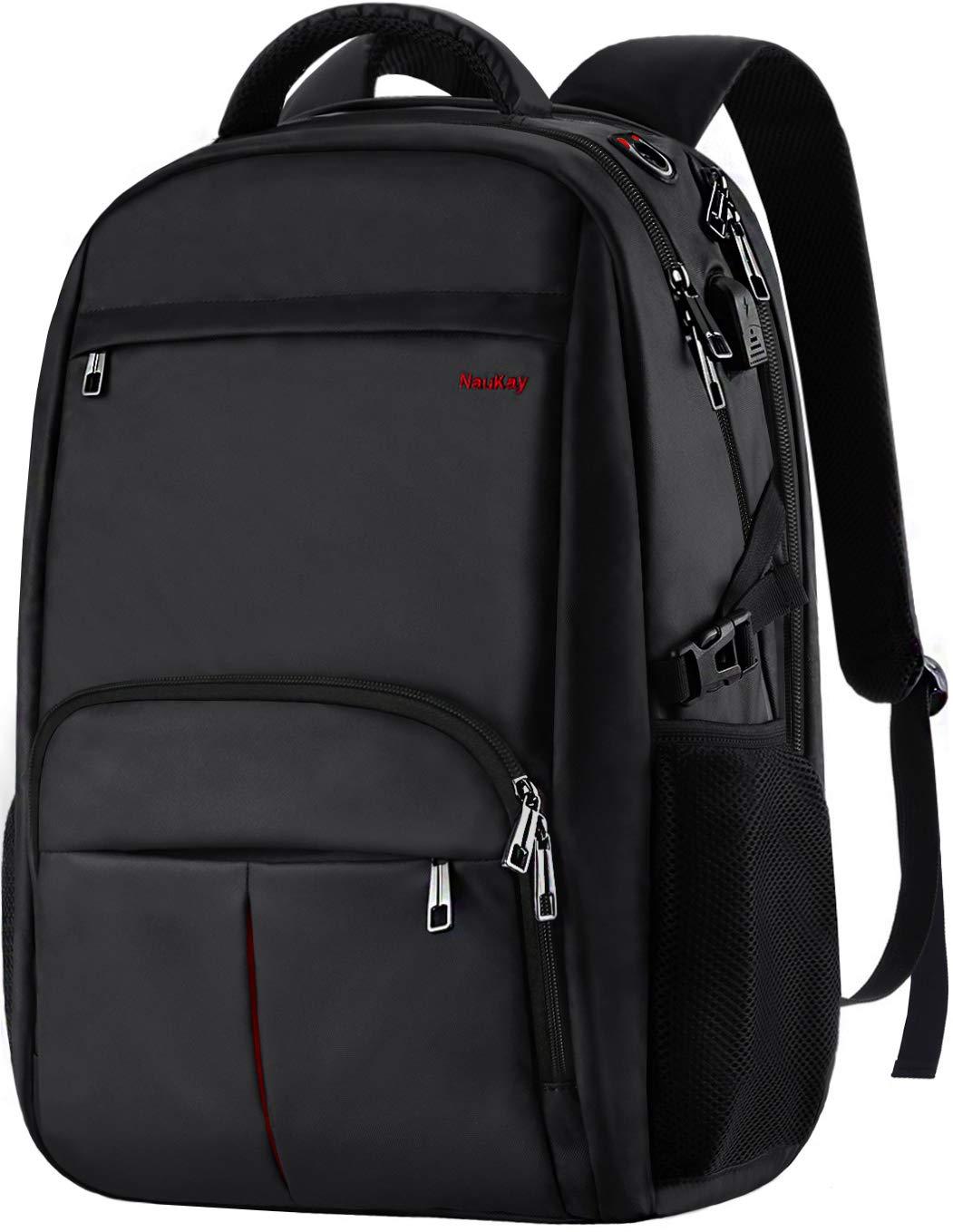 Business Slim Travel Laptop Backpack