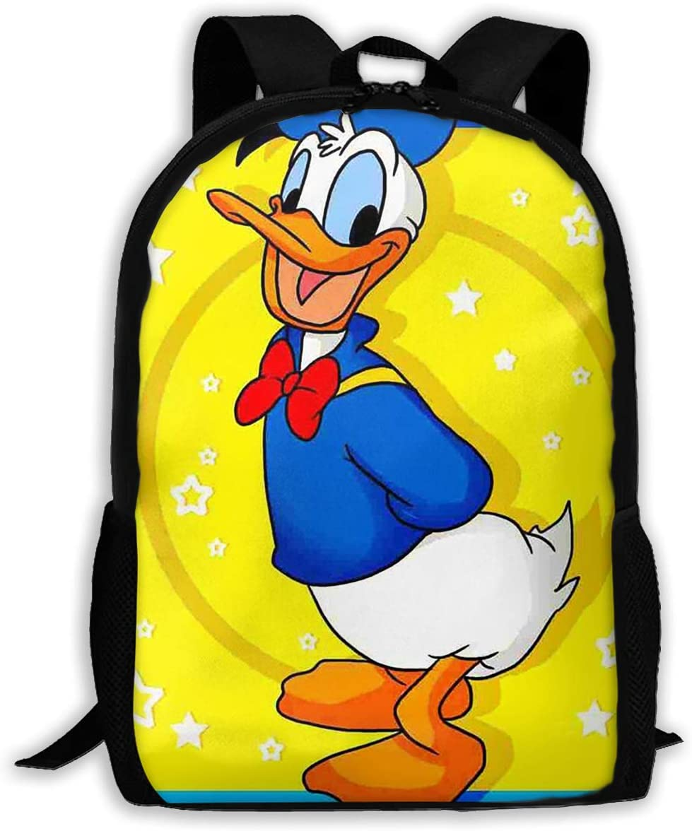 Personalized Custom Daisy Duck Water Bottle Gift Add Childs Name