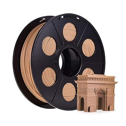 Aibecy Anet 1.75mm Impresora 3D Filamento de madera PLA Filamento ...