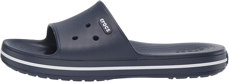 Crocs Unisex Adults/' Crocband Iii Slide Open Toe Sandals