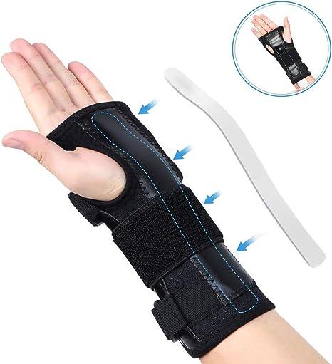 Avancé Support de poignet Pour Syndrome du Tunnel Carpien et l/'arthrite