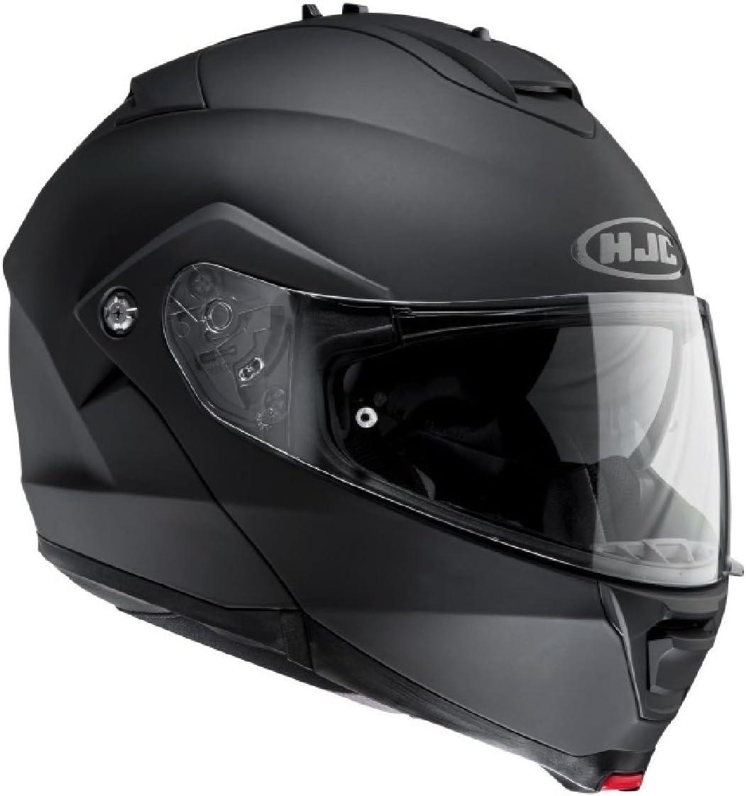 HJC White IS-Max 2 Motorcycle Flip-Up Helmet