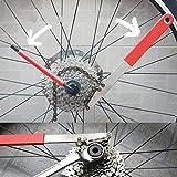 GGG 1x Mountain Bike Repair Tool Carbon Steel Wheel Remover Useful Quick Installation Equipment