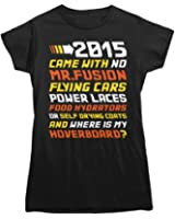 Rocket Factory Future Rant Ladies / Juniors T-shirt