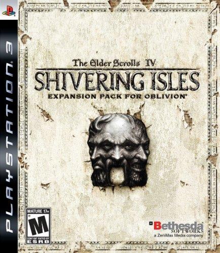 The Elder Scrolls IV: Shivering Isles - Playstation 3