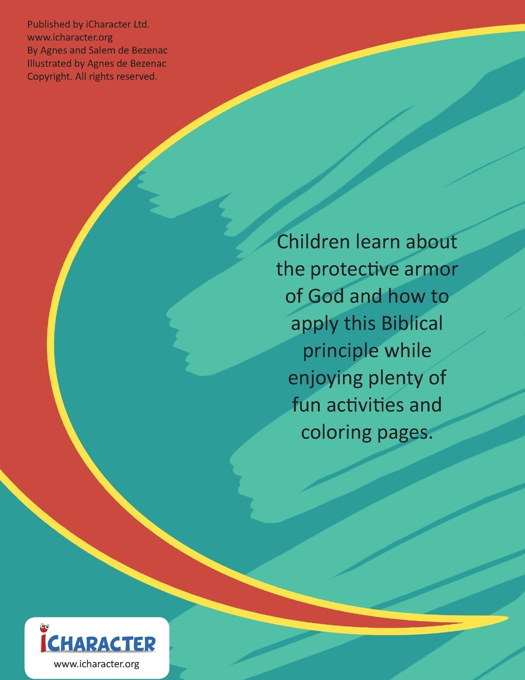 ephesians 6 coloring and activity book the armor of god activity