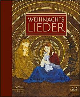 Weihnachtslieder Mit Text Zum Mitsingen.Weihnachtslieder Texte Und Melodien Mit Harmonien Mit Cd Zum