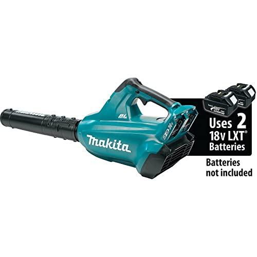 MAKITA XBU02Z 18V X2 36V LXT Lithium-Ion Brushless Cordless Blower, Tool Only Renewed