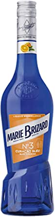 Licor Marie Brizard Curacao Blue 700Ml