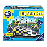 Orchard Toys Big Police Car Floor Puzzle