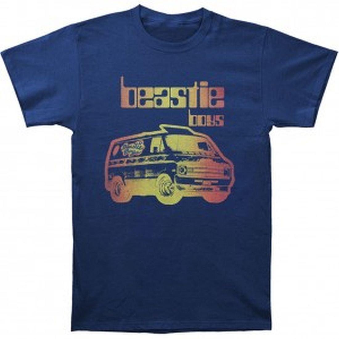 Ill Rock Merch Men's Beastie Boys Van Art T-Shirt