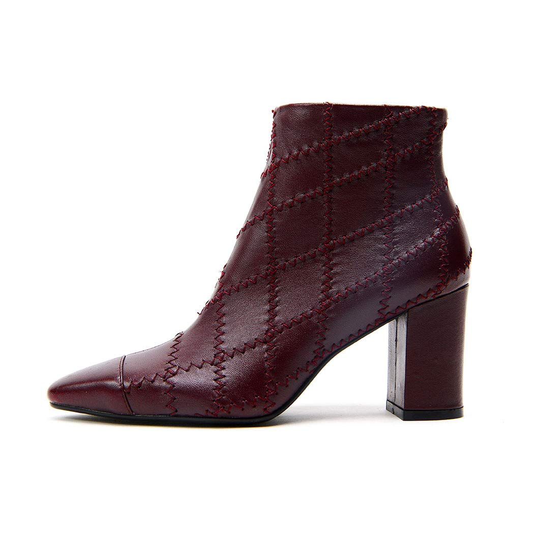 Wetkiss SA152, Damen Stiefel & Stiefeletten, Purple Purple Purple Short Plush - Größe: EU 38 - fbd6ab
