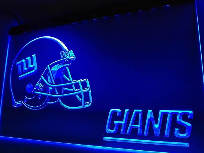 Zhengdian Electronic New York Giants Bombilla LED Cartel ...
