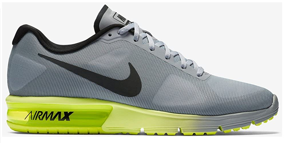 low priced 01394 18c34 Amazon.com   Nike Air Max Sequent Sneaker Current Model 2016 different  colors, Color grey EU Shoe Size EUR 41   Road Running