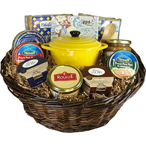 Meat Lovers Ultimate Gourmet Gourmand Gift Basket