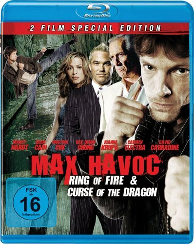 Curse of the Dragon / Ring of Fire (Max Havoc: Curse of the Dragon / Max Havoc: Ring of Fire) [Blu-ray]