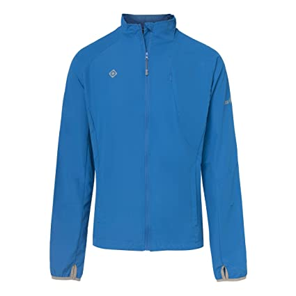 Izas Mens Brezel Jacket,Royal,LargeUS/CA,XlargeEU