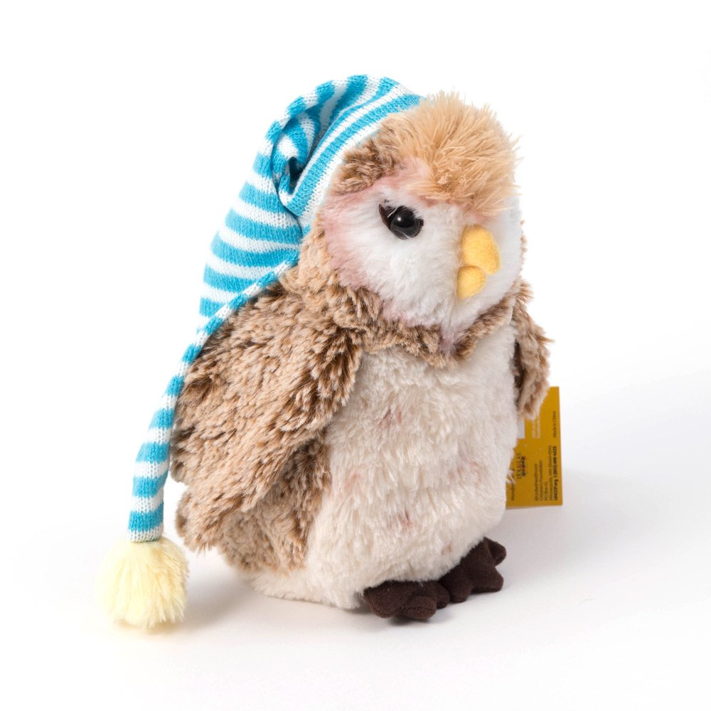 UHCCF Millie the Barn Owl Plush Toy From the Award Winning Oliver /& Hope Storybook Adventures