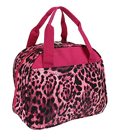 9eab3d4cf409 Amazon.com: LA Cheetah Lunch Box Case School Pink: Shoes