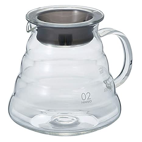 Hario V60 Range Server 360 Ml Glass (japan import): Amazon.es: Hogar