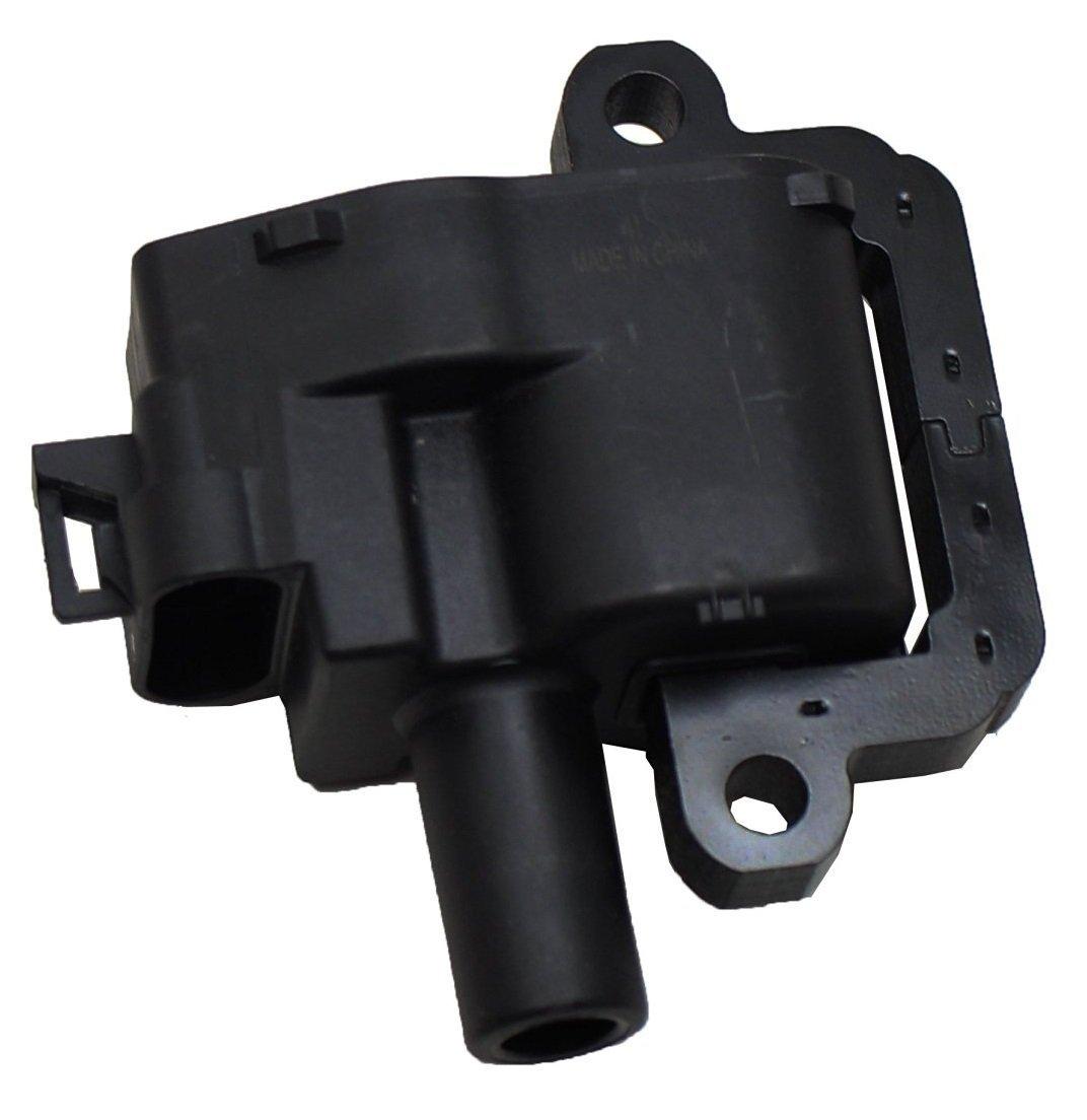 Ignition Coils For V8 57l 81l Cts Avalanche Camaro 4 3 Liter Chevy Engine Corvette Silverado Yukon Firebird Compatible With C1144 Uf192 12556450 12558948