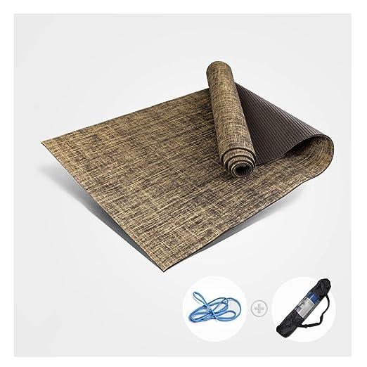 SHENG Yoga Mat Essential,Estera de la Yoga de los Deportes ...
