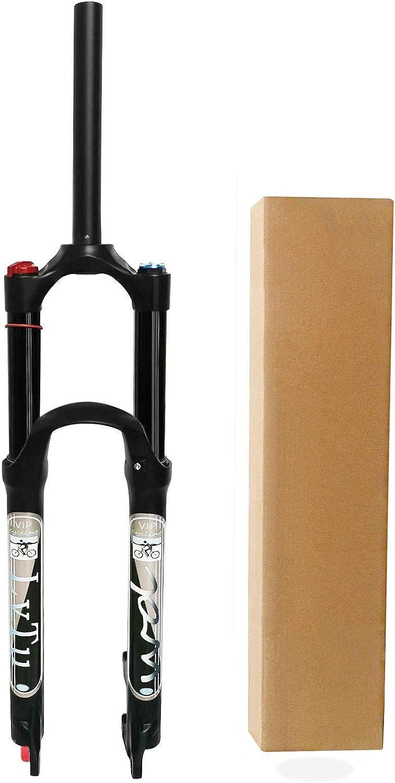 LvTu Mountain Bike MTB free shipping Air Fork Inch 29 27.5 2021 autumn and winter new 26 Rebound Adjust