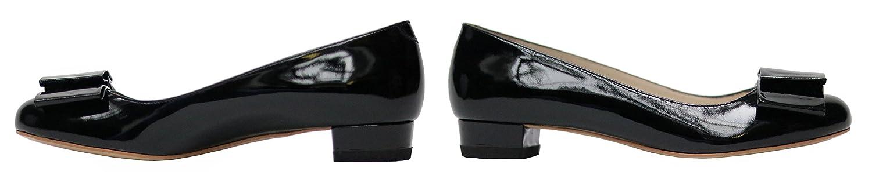 Scarpe donna angiocardiografia pelle laccata Balerinas nero nero Balerinas 1272, disponibile nelle taglie 36-40 Nero 8bcf96