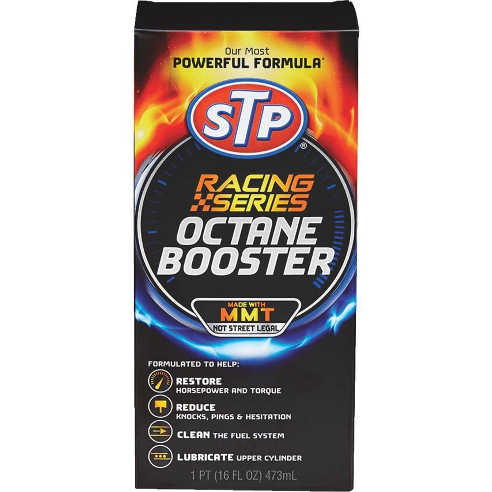 STP Racing Series Octane Booster Gas Treatment - 1 Each