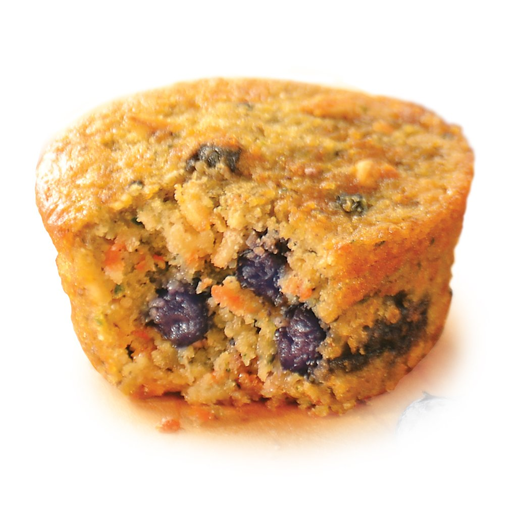 Veggies Made Great Blueberry Oat Muffins (48) by Garden Lites