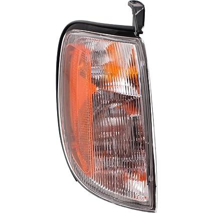 for 1998 1999 2000 Nissan Frontier LH Left Driver Park Signal Lamp Light