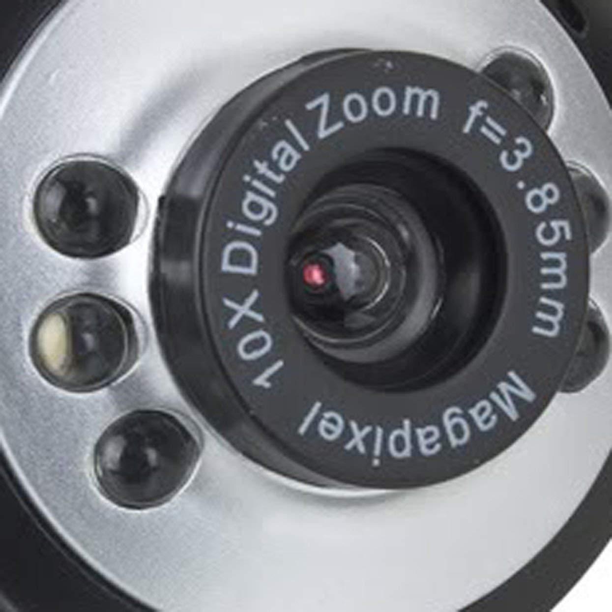 Tree-of-Life Fotocamera Digitale con Webcam per Webcam 5,0 Mega 180 Gradi alla Moda con Microfono per Computer Portatile PC pi/ù Nuovo Arrivo