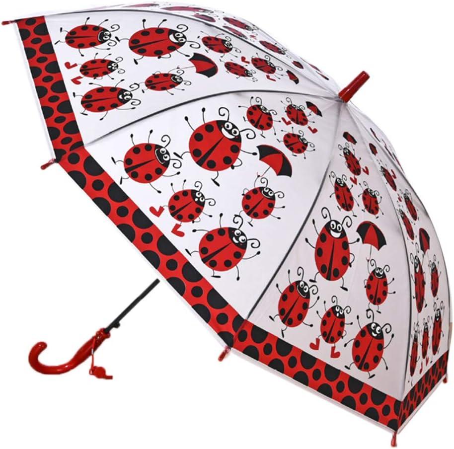 Yajiun Parapluie Enfant Fille Garcon 66x84cm