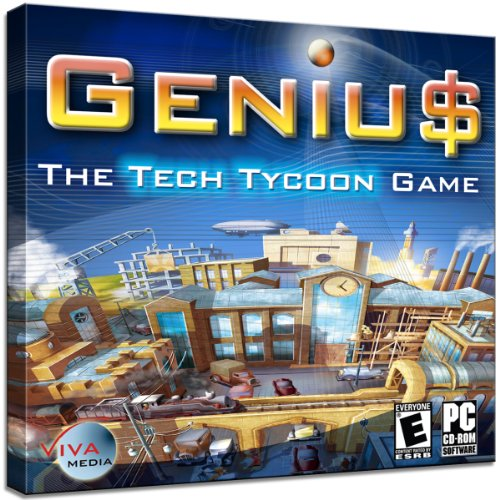 - GENIUS - THE TECH TYCOON GAME