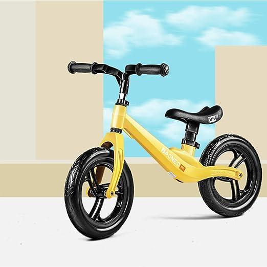 GYFY - Coche de Equilibrio para niños sin Pedal, Patinete ...