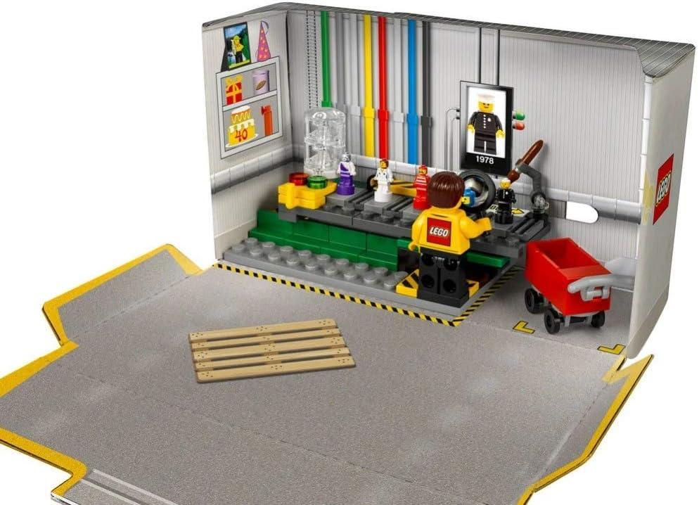レゴ ミニフィギュア ファクトリー 5005358