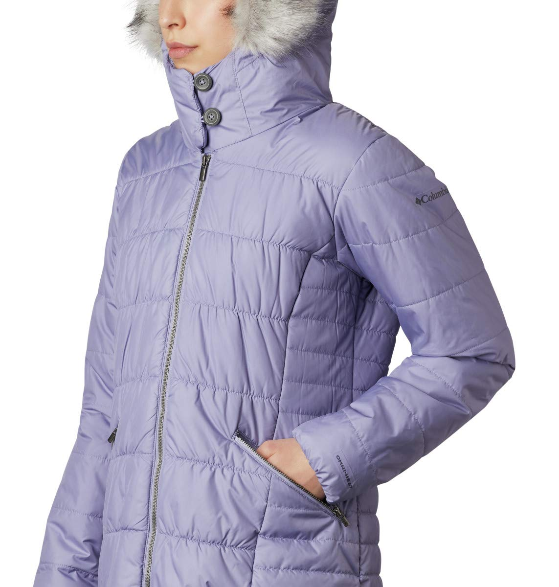 Columbia Women's Sparks Lake Jacket, Beet, X-Small ...